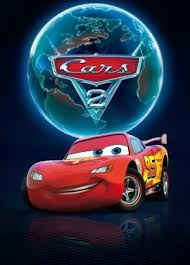 cars 2 the movie cover. Contemporary Cars DISNEY CARS 2  LIGHTNING MCQUEEN US MOVIE FILM WALL POSTER 30CM X 43CM With Cars The Movie Cover O