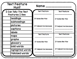Informational-text-worksheets & Reading Informational Text