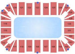 Amarillo Civic Center Seating Chart Amarillo