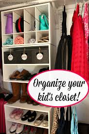kids closet organizer system. Organize A Messy Closet With Rubbermaid\u0027s HomeFree System. No Cutting Involved For Custom Kids Organizer System L