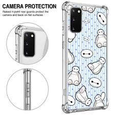 Baymax is a fictional superhero appearing in american comic books published by marvel comics. Disney Collection Phone Case For Samsung Galaxy S20 Clear Mickey And Baymax Wallpaper Bumper Shockproof Slim Light Rub Soft Crystal Protective Cover Buy Online In Bahamas At Bahamas Desertcart Com Productid 198031353