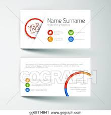 Business Card Clip Art Royalty Free Gograph