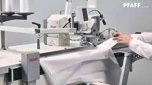 PFAFF 3586-14/02 Automatic sewing machine for darts up to 490 mm ... & PFAFF 3586-14/02 Automatic sewing machine for darts up to 490 mm and  waistband pleats EN (HD) - YouTube Adamdwight.com