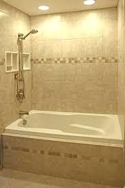 mosaic tile bathtub surround ideas tiled compact shower and bath remodel batht tile bathtub surround