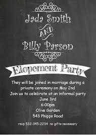 Post Wedding Reception Invitations Uk