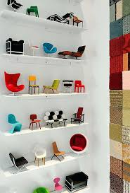 iconic modern furniture. Mid Century Modern Furniture Replica Miniature Iconic Chairs Reproduction 2
