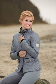 203 best Ladies Equestrian Outerwear images on Pinterest & HKM Atlantis Quilted Riding Jacket Adamdwight.com