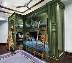 Amazing Bunk Beds Kids Traditional With Area Rug Beadboard Bunk  Intended  For Awesome Bunk Beds