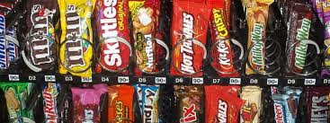 Candy Bar Vending Machine Best Vending Machine Service In Montclair CA ProServe Vending