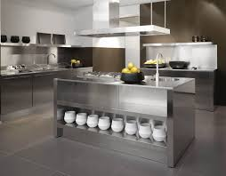 The Best Stainless Steel Kitchen Cabinets