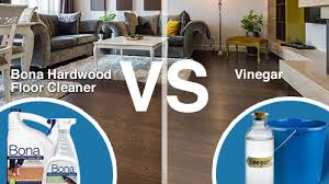 why to avoid cleaning floors with vinegar