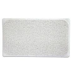 bath mats non slip backing pearl white non slip solid color bath rug non skid backing