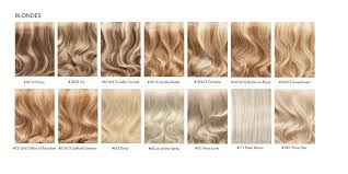 Hair Number Chart Fashion Source Hair Extensions Color Chart In Fashion