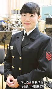 海上 自衛隊 歌姫