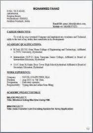 Operator Resumes CV Templates Formats Designs Free Professional Resume  Template Data Entry Operator Resume Sample India