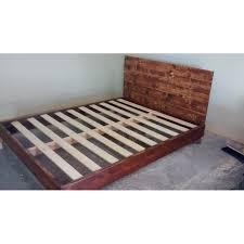 diy platform bed frame twin