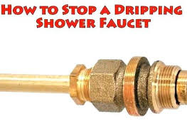repair shower leaks dripping shower how to stop a dripping shower faucet repair leaky fix leaking