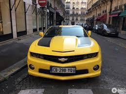 Chevrolet Camaro SS Transformers Edition 2012 - 10 February 2017 ...
