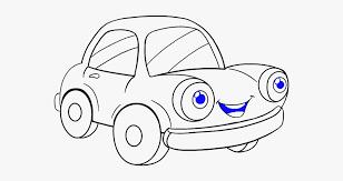 step drawing car drawing cartoon