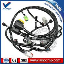 compare prices on engine wiring harnesses online shopping buy low pc70 8 excavator digger engine wiring harness 6271 81 8240