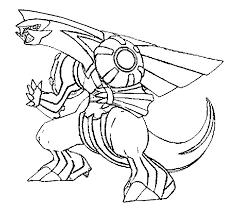 Palkia Disegno Da Colorare Dei Pokemon Disegni Da Colorare E