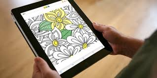 Small Picture iPad Coloring Book Apps for Adults to Help You Relax Unwind