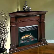grand cherry electric fireplace wood fireplaces inch corner stand che 62 cherry electric fireplace 7 shelf console