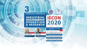 Industrial Engineering Design 3rd International Conference On Industrial Engineering And