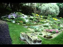 Small Picture Small rock garden ideas YouTube