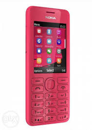 Nokia Asha 206 (2.4 Inch Display ...