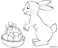 Easter Coloring Pages Printable Egg Sheets Mybellabe