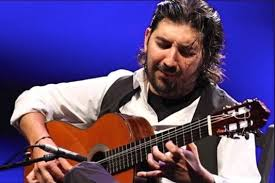 Antonio Rey in concert, Mont de Marsan, France. July, 2014   Lester DeVoe  Guitars