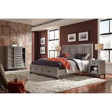 Norah 4 Piece King Storage Bedroom Set