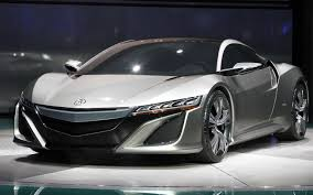 Acura NSX Concept First Look - 2012 Detroit Auto Show - Automobile ...