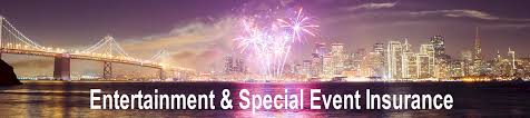 special event insurance quote header