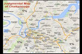 remember the judgmental map of chattanooga now there are plans