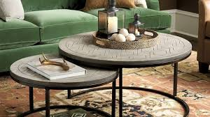 mesmerizing nesting coffee tables in august set of 2