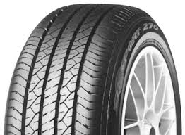 <b>Dunlop SP Sport 270</b> – Dunlop 4x4 and SUV Tyres