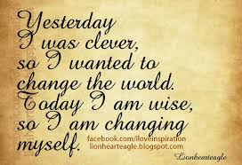 Wise Quotes About Change Beauteous Quotes And Sayings About Life And Change Quotes Ring
