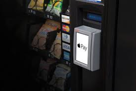 Eport Vending Machine Awesome Apple Pay Advertising Increases Contactless Payments At Selfservice
