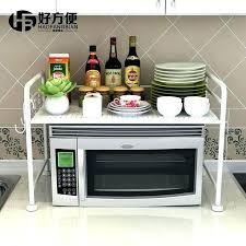 metal rack in microwave. Modren Rack Metal Rack In Microwave Sparking With  Shelf Oven Stand Kitchen Throughout Metal Rack In Microwave 8