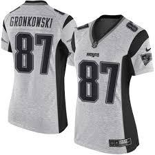 And Patriots Black Jersey Grey