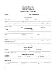 new patient forms medical office templates insurance verification form template bargainator com