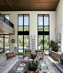 Living Room With High Ceilings Decorating Design800531 High Ceiling Living Room 25 Aesthetically
