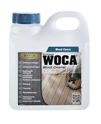 woca interior wood cleaner