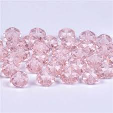 4mm 6mm 8mm Czech Rondelle Spacer Crystal Glass AB <b>Beads</b> ...