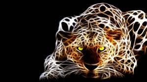 3303 3842 views 4k wallpaper of 3d leopard