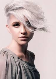 Idée Coiffure Coloration Blond Polaire Coupe De Cheveux