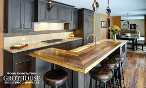 bar countertop ideas top breakfast bar countertop ideas bar countertop ideas