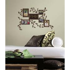 family frames l and stick wall decals